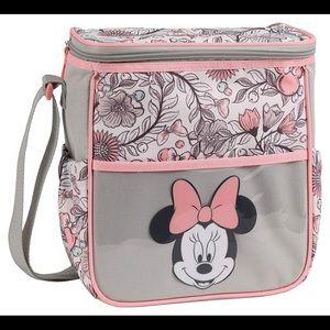 NWT Minnie Mouse Mini Diaper Bag